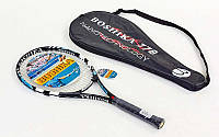 Ракетка для большого тенниса BOSHIKA 778 (поликарбон)