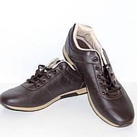 Кроссовки из кожзама для мужчин Арт. А 8583-6 Разм.41-43