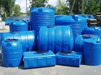 Емкости полиэтиленовые 100-8000 л Укрхимпласт, Украина