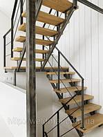 Монтаж лестниц в Одессе