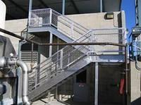 Установка лестниц, фото 1