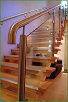 Лестница на второй этаж в Одессе