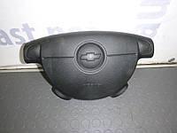 Подушка безопасности водителя Chevrolet Lacetti 02-10 (Шевроле Лачетти), 96474818