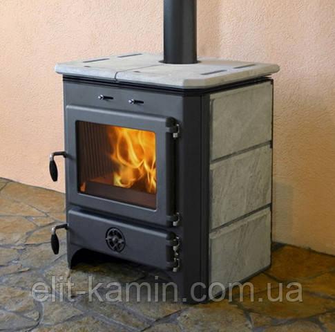 Чугунная печь на дровах MBS Vulkan