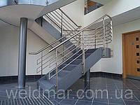 Лестница из металла в Одессе, фото 1