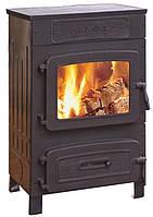 Печь-камин на дровах WAMSLER Nosztalgia 6 кВт
