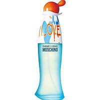 Оригинал Moschino Cheap & Chic I Love Love 100ml edt Москино Чип Энд Чик Ай Лав Лав