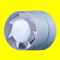 Бытовой канальный (на приток или вытяжку) вентилятор Домовент 100 ВКО