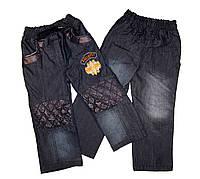 Необычные джинсы для мальчика р.2,3,4,5 лет