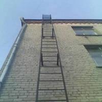 Изготовление Лестница пожарная в Одессе
