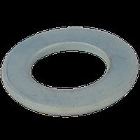Шайба круглая 10.5(M10) 200HV цинк горячий DIN 125 A