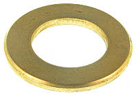 Шайба круглая 21(M20) латунь DIN 125 A