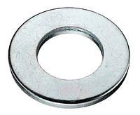 Шайба круглая 4.3(M4) 200HV цинк белый DIN 125 A