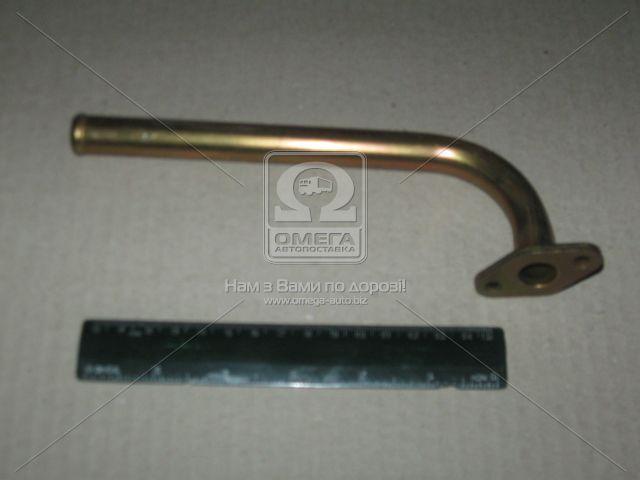 Труба выпускная радиатора отопителя в сборе ВАЗ 2101 (пр-во АвтоВАЗ)