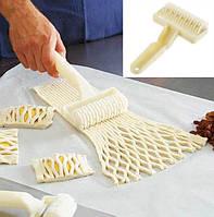 Валик для нарезки теста и мастики