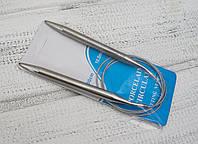Спицы вязальные на тросике 100 см (10 мм)