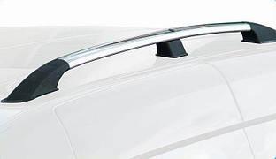 Рейлинги Peugeot Partner Tepee 2008- /Хром /Abs