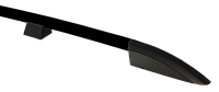 Рейлинги Renault Trafic 2001- /коротк.база /Черный /Abs