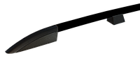 Рейлинги Volkswagen Т5 /коротк.база /Skyline Черный /Abs