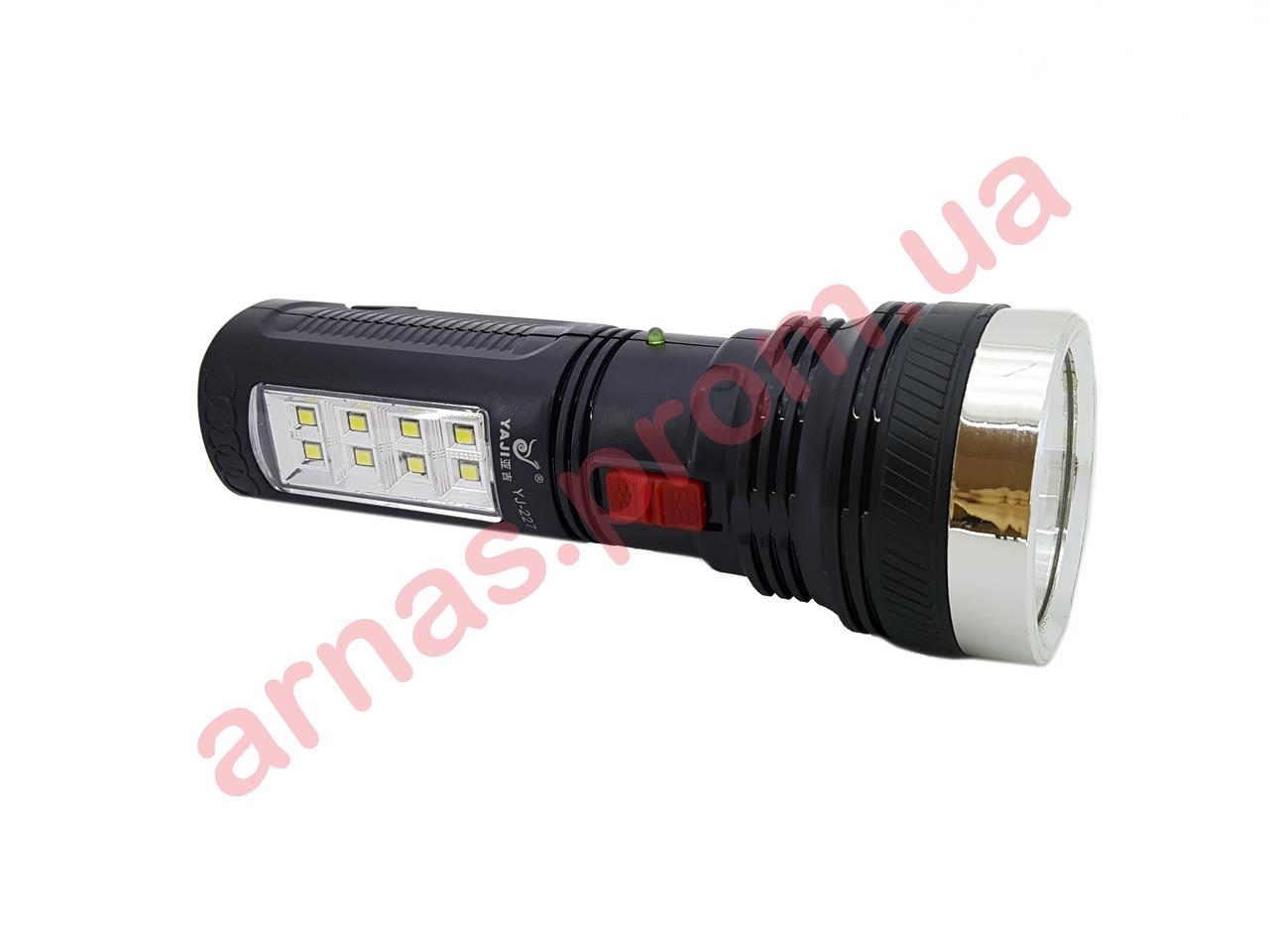 Аккумуляторный фонарь Yajia YJ-227