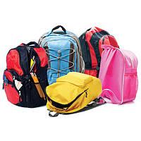 Функціональні та вмісткі рюкзаки