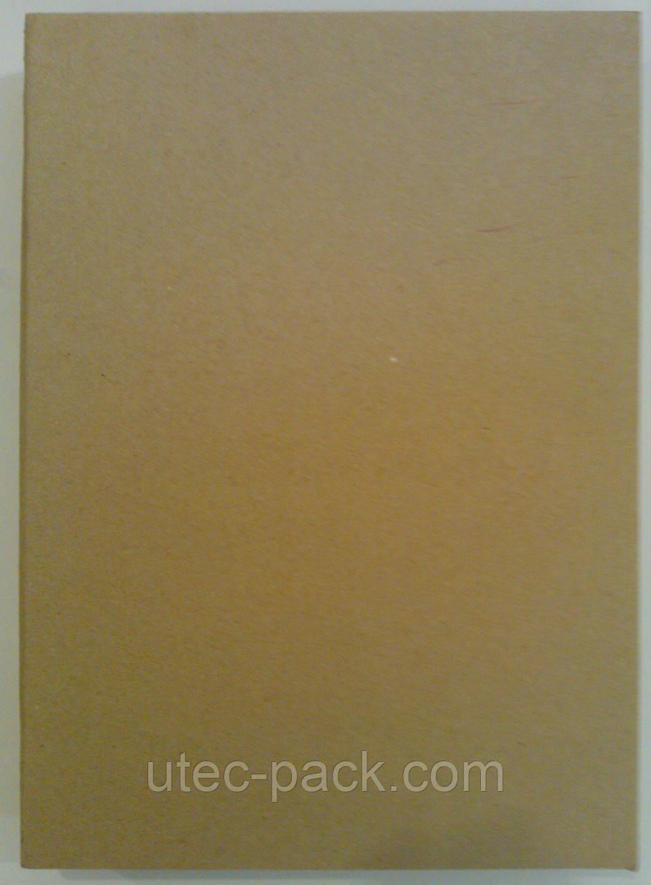 Архивная папка без завязок без титульной страницы Высота корешка 20 мм 230*320 мм беж ПА-20(10шт)