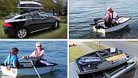 Лодка-багажник «Aqua-Box»