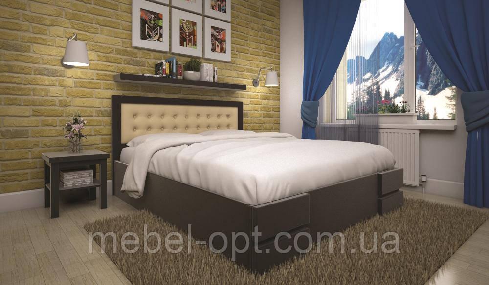 Кровать ТИС КАРМЕН 120*190 сосна
