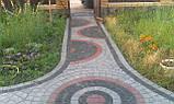 Укладка тротуарной плитки под ключ, фото 7