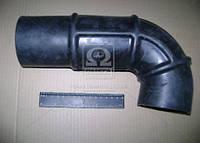 Шланг воздухопроводный ГАЗ 3308 воздушного фильтра угловой (покупн. ГАЗ)33081-1109300