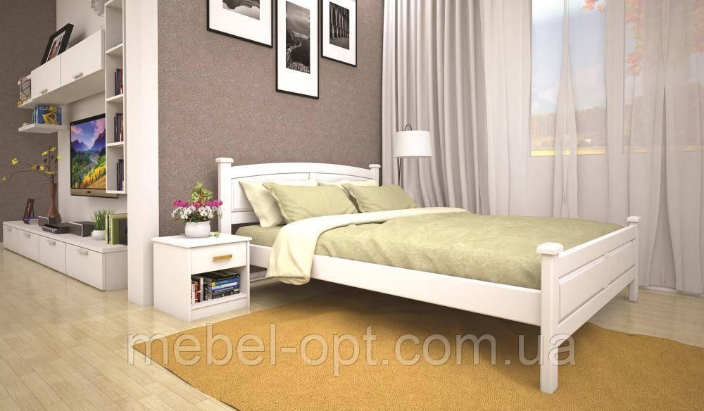 Кровать ТИС МОДЕРН 11 160*190 сосна