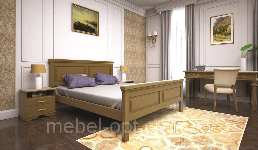 Кровать ТИС МОДЕРН 14 90*190 сосна