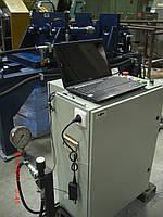 Установка для гидроиспытаний резьбового соединения муфта-труба насосно-компрессорных труб
