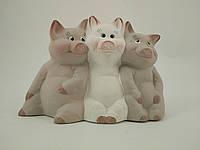 Копилка свинки Трио размер 10*14