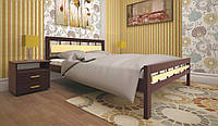 Кровать ТИС МОДЕРН 3 90*200 сосна