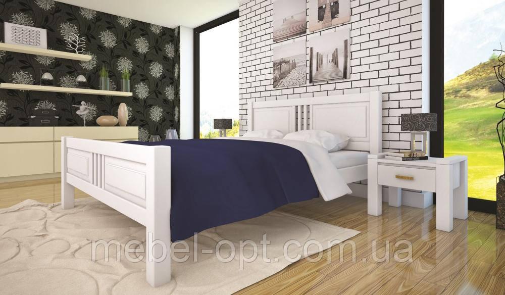 Кровать ТИС МОДЕРН 8 90*200 сосна