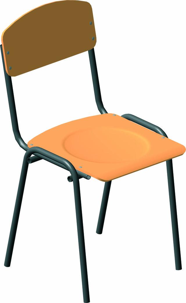 Школьный стул