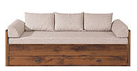 Ліжко розсувне JLOZ 80/160 (+матрац+подушки) ІНДІАНА БРВ-Україна, фото 1