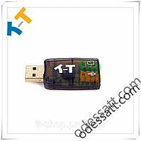 TT Usb Звуковая карта  3D Sound 5.1 EXT Киев