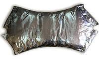 Термочехол ТЕРМОПАК с фольматканью, утеплителем, крючками, шайбами и проволокой