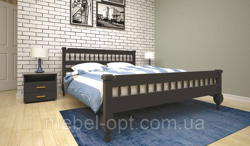 Кровать ТИС ПРЕСТИЖ 1 180*200 сосна