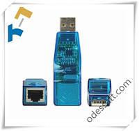 TT Переходник  USB -Ethernet (Lan)