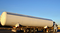 Автоцистерна YILTEKS LPG Storage Tank 115м3 для перевозки газа