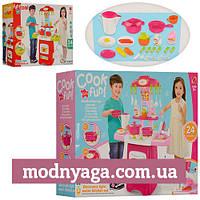 """Игровая кухня для детей """"Готовим весело"""", 45-62-21,5 см, 2 вида"""