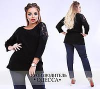Кофточка батал ПО-381-010-АСТно