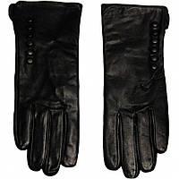 Женские кожаные перчатки ПЖ1014