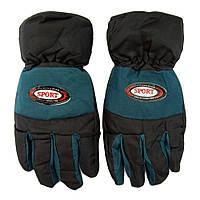 Перчатки мужские стильные зимние ПМ1169