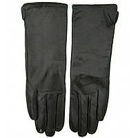 Женские перчатки кожаные  ПЖ1015