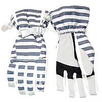 Непромокаемые женские перчатки теплые ПЖ1143