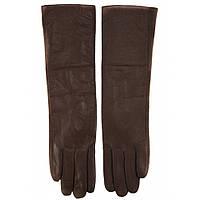 Перчатки кожаные длинные женские ПЖ1019